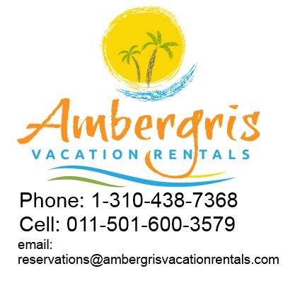Ambergris Vacation's Company logo
